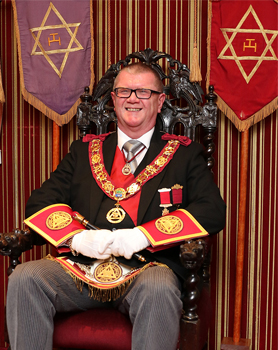 District Grand King Neil A Coey