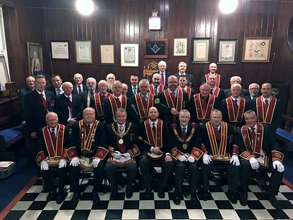 Iveagh Royal Arch Chapter No.80